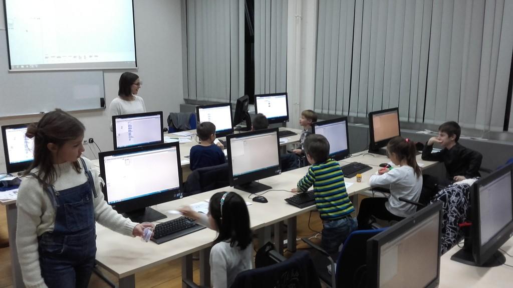Radionica programiranja za djecu